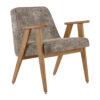 sessel, mobel, wohnen, SESSEL 366 MARBLE - 366 Concept 366 Armchair W02 Marble Beige 100x100