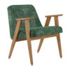 armchairs, furniture, interior-design, 366 ARMCHAIR MARBLE - 366 Concept 366 Armchair W02 Marble Bottle Green 100x100