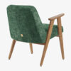 armchairs, furniture, interior-design, 366 ARMCHAIR MARBLE - 366 Concept 366 Armchair W02 Marble Bottle Green back 100x100