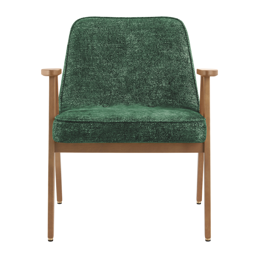 366-Concept-366-Armchair-W02-Marble-Bottle-Green-front