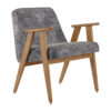 armchairs, furniture, interior-design, 366 ARMCHAIR MARBLE - 366 Concept 366 Armchair W02 Marble Grey 100x100