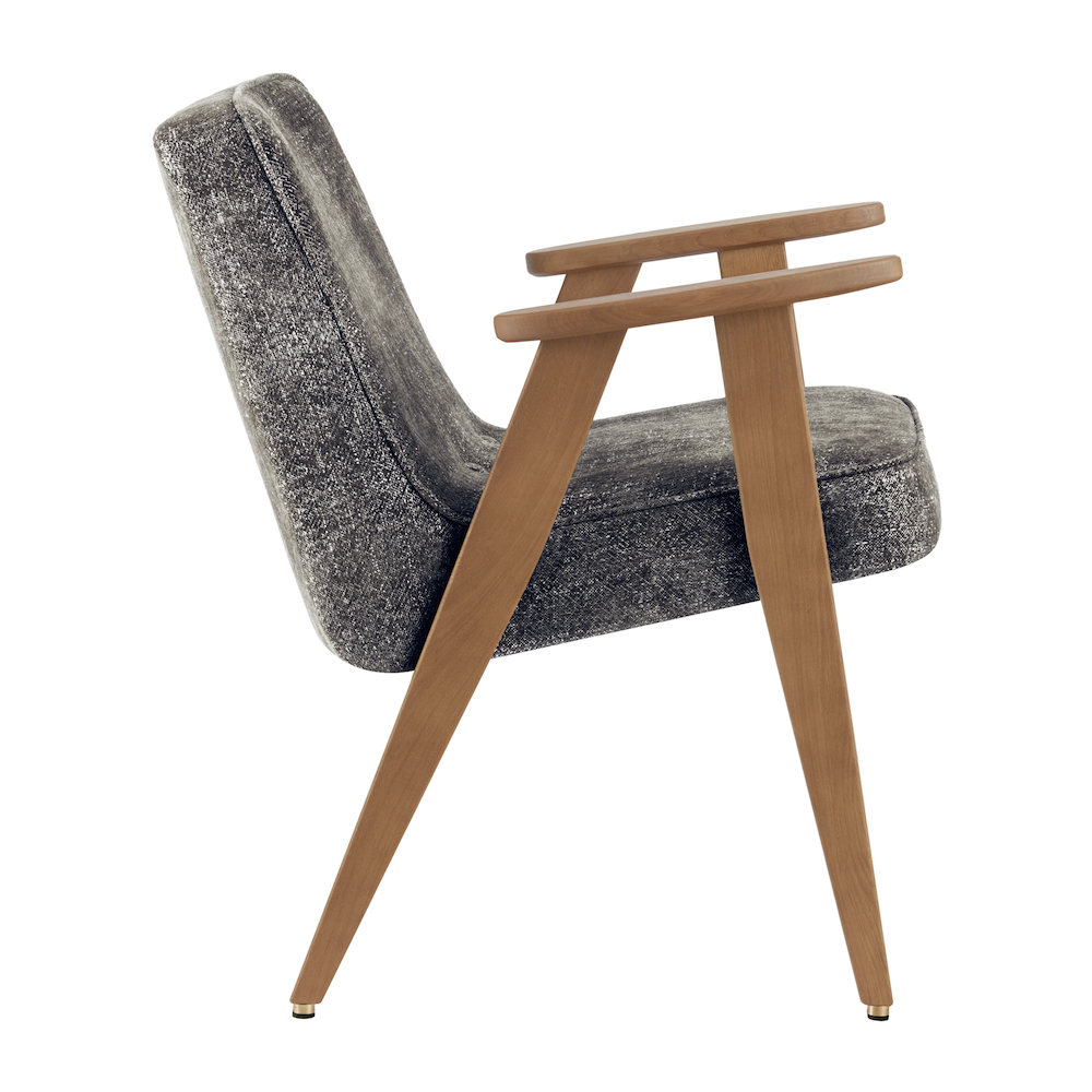366-Concept-366-Armchair-W02-Marble-Grey-side