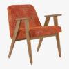 sessel, mobel, wohnen, SESSEL 366 MARBLE - 366 Concept 366 Armchair W02 Marble Mandarin 100x100