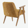 sessel, mobel, wohnen, SESSEL 366 MARBLE - 366 Concept 366 Armchair W02 Marble Mustard back 100x100