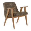 sessel, mobel, wohnen, SESSEL 366 MARBLE - 366 Concept 366 Armchair W02 Marble Taupe 100x100