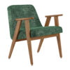 armchairs, furniture, interior-design, 366 ARMCHAIR MARBLE - 366 Concept 366 Armchair W03 Marble Bottle Green 100x100