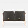 sofas, furniture, interior-design, 2-SEATER 366 BUNNY LOFT - 366 Concept Bunny 2 Seater W03 Loft Grey back 100x100