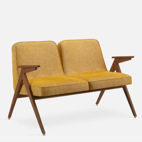 sofas, furniture, interior-design, 2-SEATER 366 BUNNY LOFT - 366 Concept Bunny 2 Seater W03 Loft Mustard 470x470