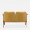 sofas, furniture, interior-design, 2-SEATER 366 BUNNY LOFT - 366 Concept Bunny 2 Seater W03 Loft Mustard back 100x100