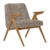 sessel, mobel, wohnen, SESSEL 366 BUNNY MARBLE - 366 Concept Bunny Armchair W02 Marble Beige 100x100