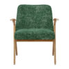 sessel, mobel, wohnen, SESSEL 366 BUNNY MARBLE - 366 Concept Bunny Armchair W02 Marble Bottle Green front 100x100
