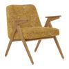sessel, mobel, wohnen, SESSEL 366 BUNNY MARBLE - 366 Concept Bunny Armchair W02 Marble Mustard 100x100
