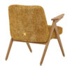 sessel, mobel, wohnen, SESSEL 366 BUNNY MARBLE - 366 Concept Bunny Armchair W02 Marble Mustard back 100x100