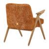 sessel, mobel, wohnen, SESSEL 366 BUNNY MARBLE - 366 Concept Bunny Armchair W02 Marble Orange back 100x100