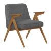 sessel, mobel, wohnen, schaukelstuehle, greenery, SESSEL 366 BUNNY LOFT - 366 Concept Bunny Armchair W03 Loft Grey 100x100