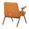 sessel, mobel, wohnen, schaukelstuehle, greenery, SESSEL 366 BUNNY LOFT - 366 Concept Bunny Armchair W03 Loft Mandarin back 100x100