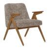 sessel, mobel, wohnen, SESSEL 366 BUNNY MARBLE - 366 Concept Bunny Armchair W03 Marble Beige 100x100