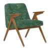 sessel, mobel, wohnen, SESSEL 366 BUNNY MARBLE - 366 Concept Bunny Armchair W03 Marble Bottle Green 100x100