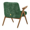 sessel, mobel, wohnen, SESSEL 366 BUNNY MARBLE - 366 Concept Bunny Armchair W03 Marble Bottle Green back 100x100