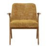 sessel, mobel, wohnen, SESSEL 366 BUNNY MARBLE - 366 Concept Bunny Armchair W03 Marble Mustard front 100x100