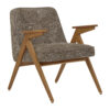 sessel, mobel, wohnen, SESSEL 366 BUNNY MARBLE - 366 Concept Bunny Armchair W03 Marble Taupe 100x100