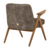 sessel, mobel, wohnen, SESSEL 366 BUNNY MARBLE - 366 Concept Bunny Armchair W03 Marble Taupe back 100x100