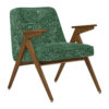 sessel, mobel, wohnen, SESSEL 366 BUNNY MARBLE - 366 Concept Bunny Armchair W05 Marble Bottle Green 100x100
