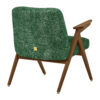 sessel, mobel, wohnen, SESSEL 366 BUNNY MARBLE - 366 Concept Bunny Armchair W05 Marble Bottle Green back 100x100