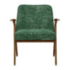 sessel, mobel, wohnen, SESSEL 366 BUNNY MARBLE - 366 Concept Bunny Armchair W05 Marble Bottle Green front 100x100