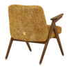 sessel, mobel, wohnen, SESSEL 366 BUNNY MARBLE - 366 Concept Bunny Armchair W05 Marble Mustard back 100x100