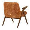 sessel, mobel, wohnen, SESSEL 366 BUNNY MARBLE - 366 Concept Bunny Armchair W05 Marble Orange back 100x100