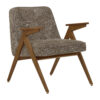 sessel, mobel, wohnen, SESSEL 366 BUNNY MARBLE - 366 Concept Bunny Armchair W05 Marble Taupe 100x100