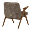 sessel, mobel, wohnen, SESSEL 366 BUNNY MARBLE - 366 Concept Bunny Armchair W05 Marble Taupe back 100x100