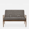 sofas-de, mobel, wohnen, FOX SOFA TWEED - 366 Concept Fox Sofa W03 Tweed Grey front 100x100