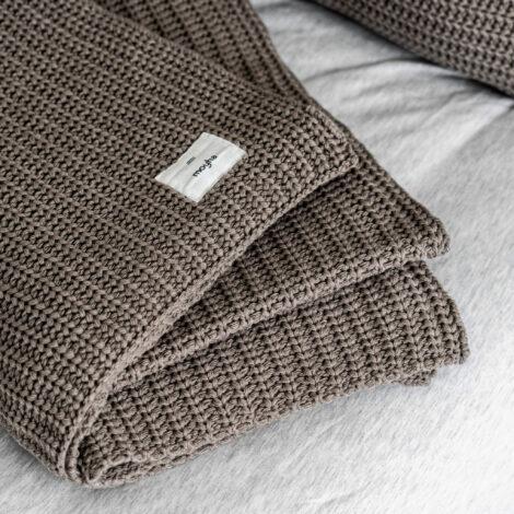 wohntextilien, wohnen, decken-und-ueberwuerfe, DECKE SOFT WEAVE LATTE - 4846 moyha soft weave blanket latte 5 470x470