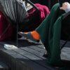 home-fabrics, interior-design, decken-und-ueberwuerfe-en, COTTON BLANKET BOTTLE GREEN - blanket burgundy30036D XL 5903678201142 1 100x100