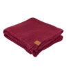 home-fabrics, interior-design, decken-und-ueberwuerfe-en, COTTON BLANKET BURGUNDY - blanket burgundy30036D XL 5903678201142 4 100x100