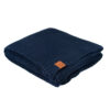 home-fabrics, interior-design, decken-und-ueberwuerfe-en, COTTON BLANKET NAVY BLUE - blanket navy blue70449D XL 5903678201128 3 100x100