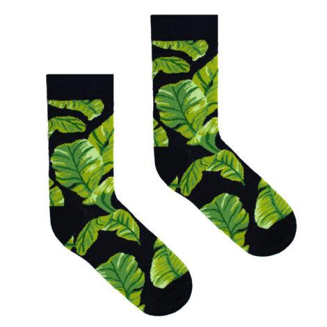 bekleidung-en, socks, clothes-accessories, SOCKS BANANA LEAVES - Bananenblaetter 470x470