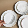 porcelain_and_ceramics, plates, interior-design, LARGE PLATE NEEDLES - FOR.REST 15 z 34 100x100