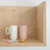 porzellan_und_keramik, wohnen, TASSE OM - QY1C5062 100x100