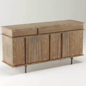 , UMAMI U1 walnut black - UMAMI U1 walnut black 300x300