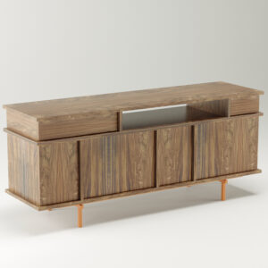, UMAMI U3 walnut orange - UMAMI U3 walnut orange 300x300