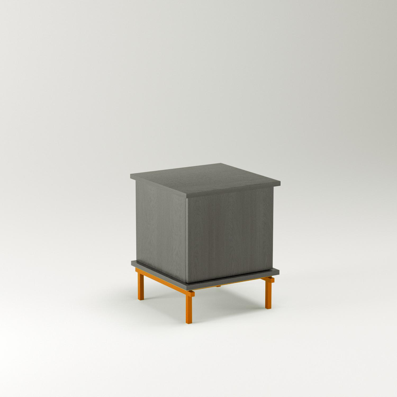 UMAMI XS black orange