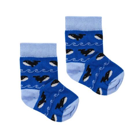 bekleidung-en, kids-socks, clothes-accessories, KIDS SOCKS WHALES - Wale Kids 470x470