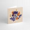postkarten-und-grusskarten, papierartikel, GRUßKARTE FLORA III - aniarudak3 100x100