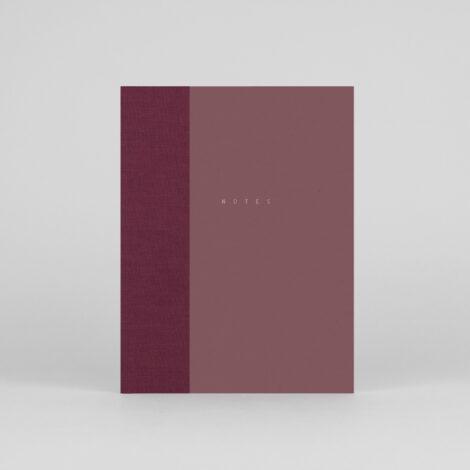 paper-goods, notebooks, CLASSIC NOTEBOOK DARK PINK - klasyk notebook 00 dusty rose 470x470