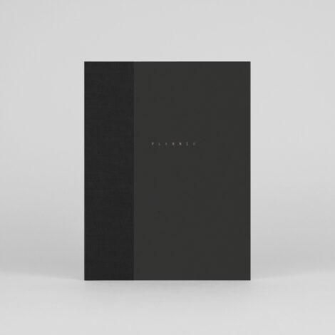 planners, papierartikel, PLANER KLASSIKER SCHWARZ - klasyk planner 00 black 470x470