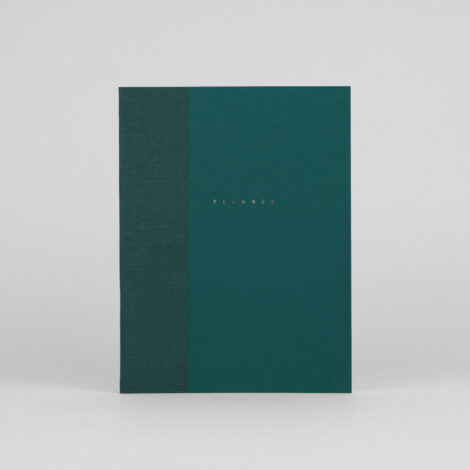planners, papierartikel, PLANER KLASSIKER FLASCHENGRÜN - klasyk planner 00 green 470x470