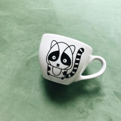 tassen, porzellan_und_keramik, wohnen, TASSE LEMUR 500 ML - kubek lemur 500ml 470x470